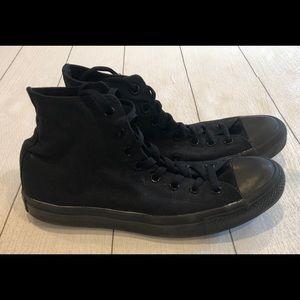 4f07892f48c3 Chuck Taylor s Converse All Stars Black Shoes